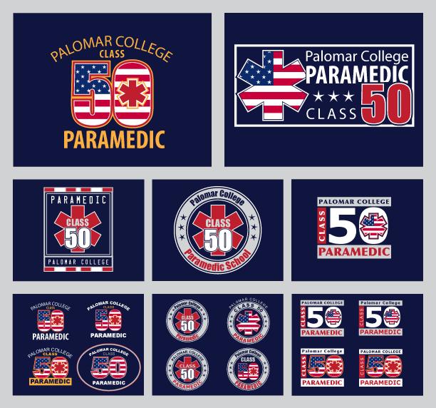 Palomar College Paramedic Class 50